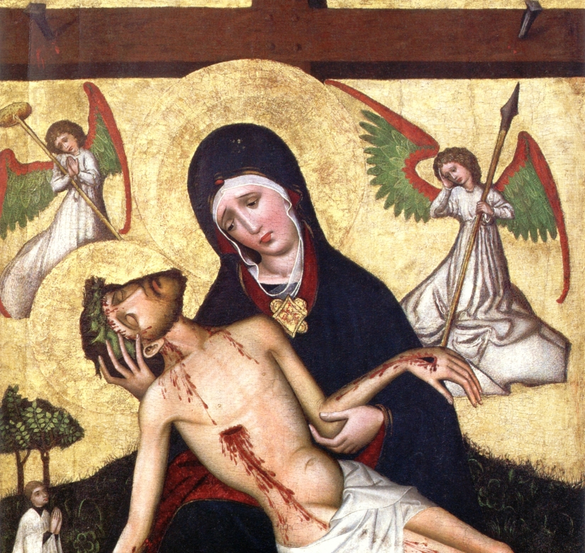 A reflection on the Chaplet of the Seven Sorrows ofMary
